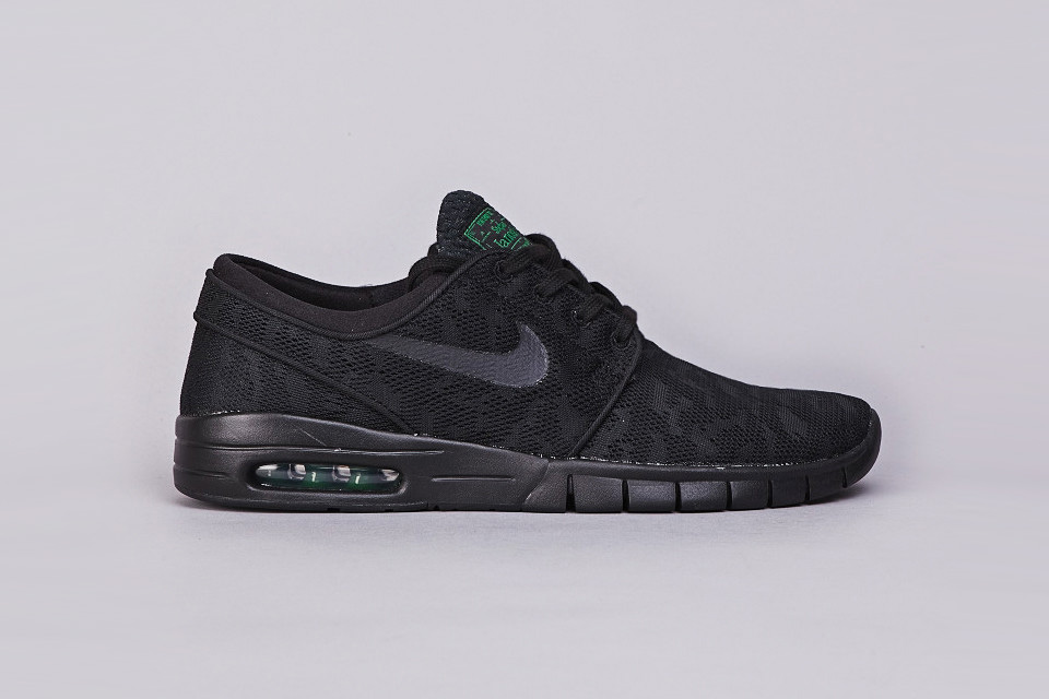 Nike Stefan Janoski Max Black Australia