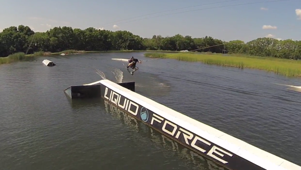 Graeme Burress   James Windsor at Wake Nation