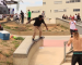 Volcom Damn Am Portugal  Practice and Bowl Jam