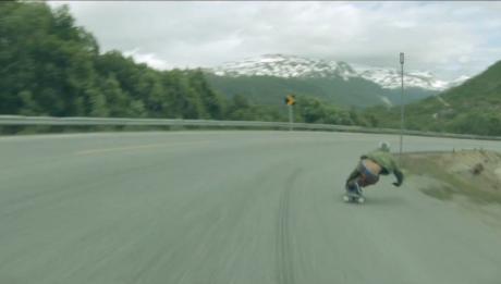 Paris Truck Co. Presents  Matt K Norway Highway Raw Run