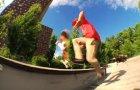 """Scott Stevens Skate Full Part 2014 """"No Country For Bad Burke"""""""