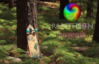 Beautiful Downhill Road with Pantheon Boards