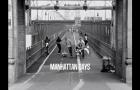 Manhattan Days – A film by Pontus Alv for Converse Cons