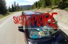Search For Sasquatch – Skate & Explore BC