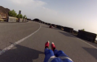 ClassicLuge Mates on Etna