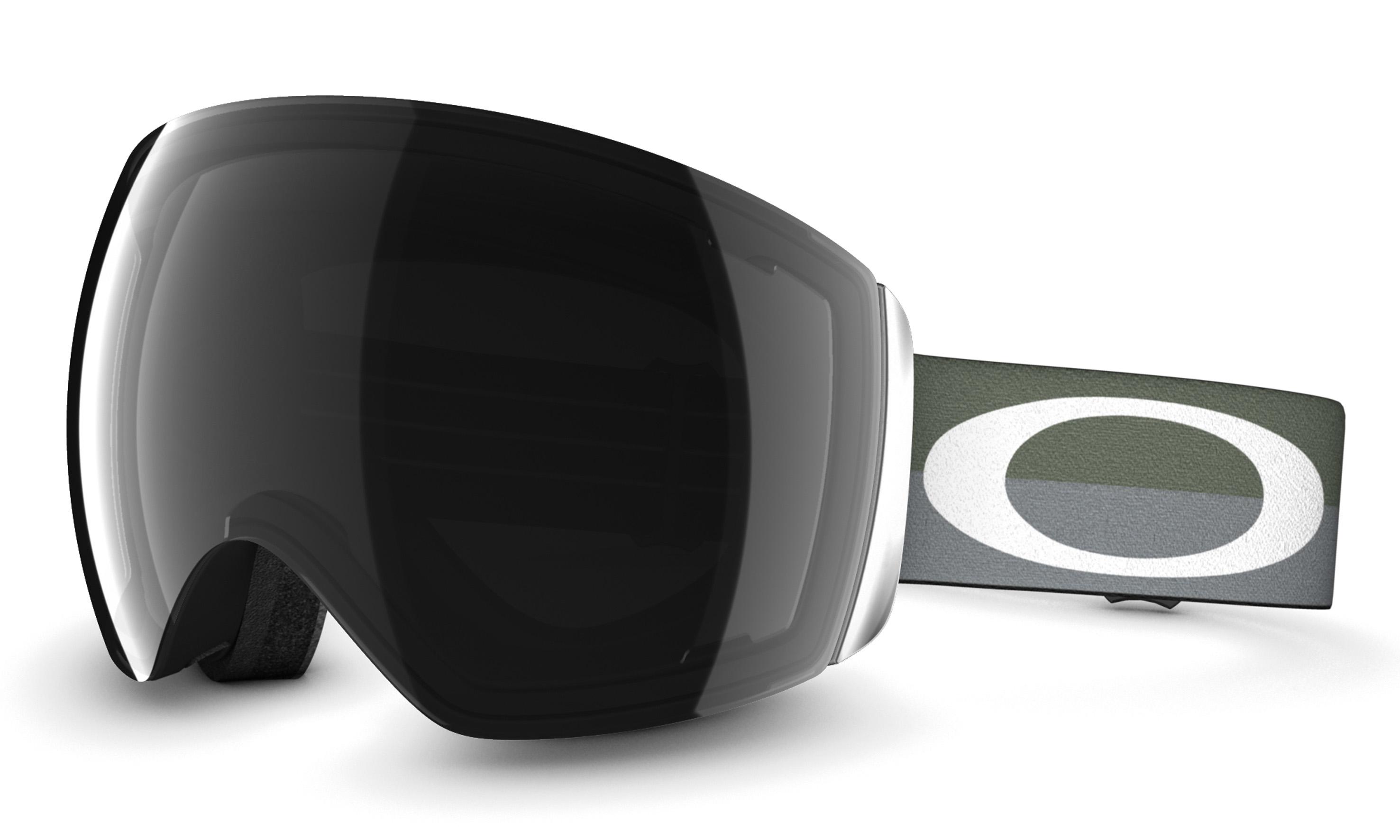 occhiali da snowboard oakley