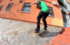 Jart Skateboards – The AM Project Carlos Neira