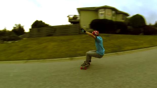 Kurtis Scott  Mini Board   Giant Slides