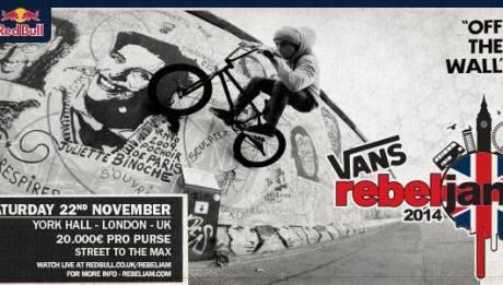 VAns Rebel Jam 2014