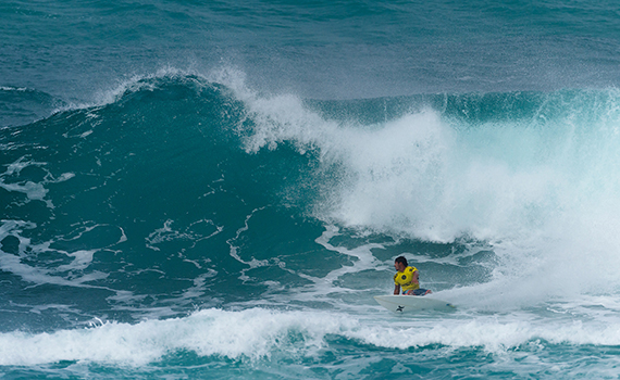 8f412c75fc VANS World Cup of Surfing 2014 - Day 2 - 25 November 2014 - BOARD ACTION