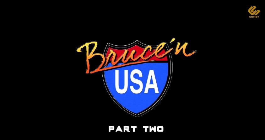 Comet Skateboards // Brucin' USA (Part 2)
