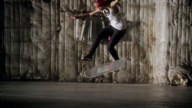 Nike Women Presents: Leticia Bufoni