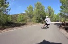 Axel Serrat Raw Run – Original Skateboards