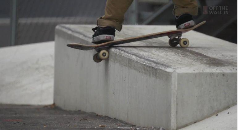 9382bfc74a Vans Skate EMEA - Copenhagen Tour - Ross McGouran and Daan Van Der Linden