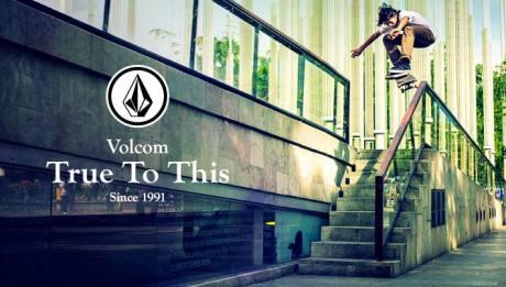 """Il terzo episodio di Volcom True To This """"The Chill Wave"""""""