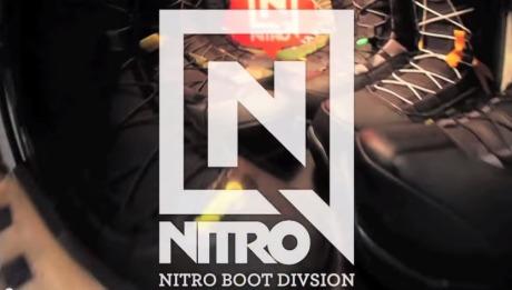 2015 Nitro Team Boot