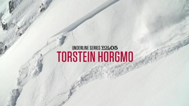 """Torstein Horgmo per """"The Underline Series"""" by DC Snowboarding"""