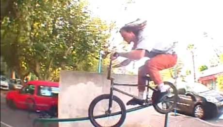 BMX STREET NOWHERE TO GO MIXTAPE