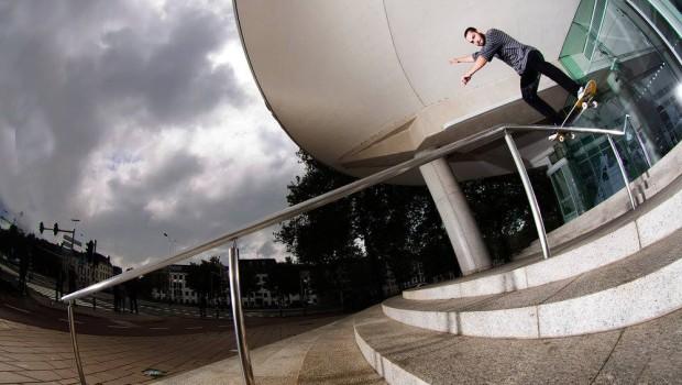 Matt Berger Is Pro - Flip Skateboards