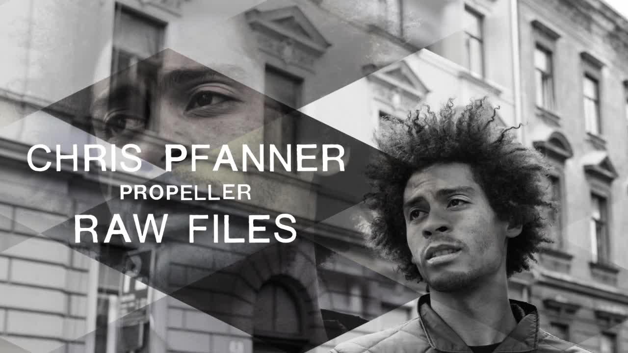 Chris Pfanner Bio Chris Pfanner's Propeller