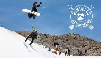 Windells - Snowboard Session 1 2015