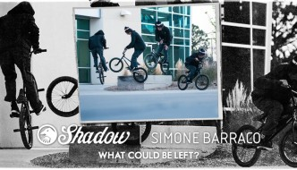 Simone Barraco - Shadow What Could Be Left?