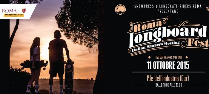 Roma Longboard Fest 2015 – Italian shapers meeting