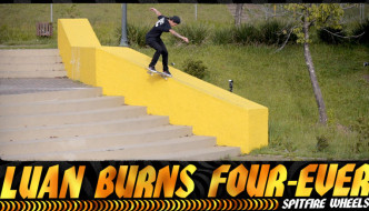 Spitfire Wheels – Luan Burns Four-Ever