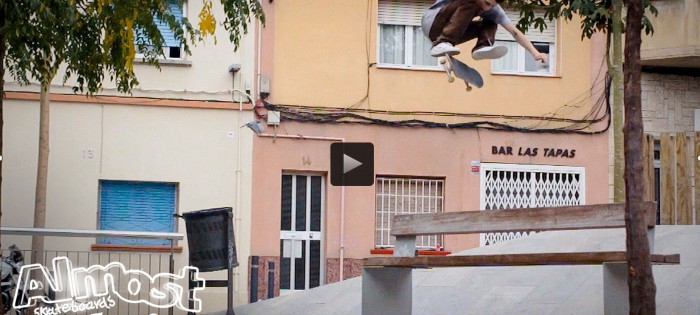 "Yuri Facchini's ""Welcome to Almost"" Part"