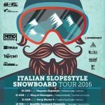 Domenica 31 gennaio doppio appuntamento con Italian Snowboard Tour