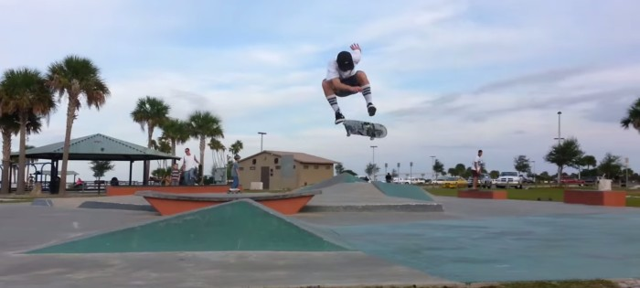 FLA PARK DAYS with MIKE ROSA and MARCO LAMBERTUCCI