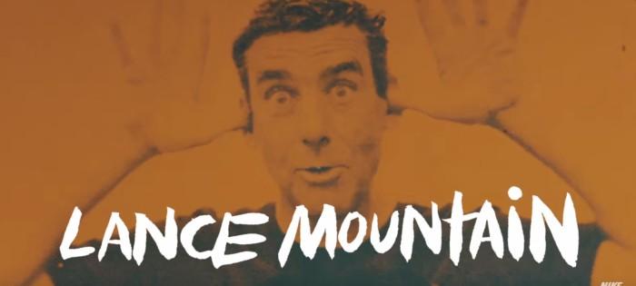 Nike SB Chronicles, Vol. 3 | Lance Mountain