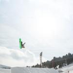 Italian Snowboard Tour, Simon Gruber e Arianna Cau vincono King of Obereggen 2016