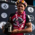 Kelly Slater vince il Volcom Pipe Pro 2016