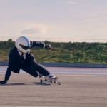 The 70mph Skater A Hackett x Williams Racing production