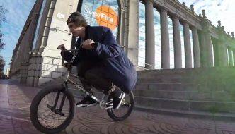 GoPro: Simone Barraco – Barcelona Street BMX