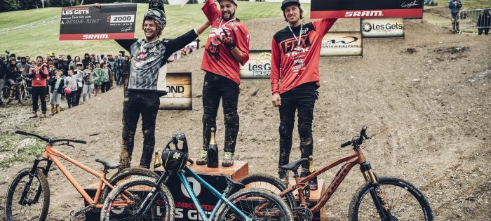 Slopestyle MTB Madness at Les Gets: Best Trick Highlights | Crankworx Triple Crown