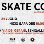 TNT Skate Contest – rimandato 14/8 – tappa del Campionato Regionale di Skateboard delle Marche at TNT Skatepark!