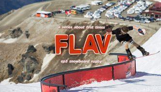 FLAV – Snowboard Rugby