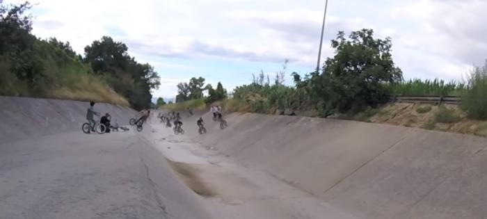 Canalone BMX Jam – Elgasamiento report