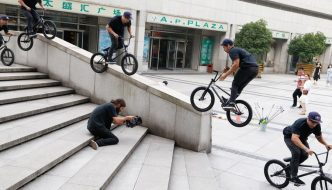Red Bull: Garrett Reynolds – 10 Trick Fix In Shanghai