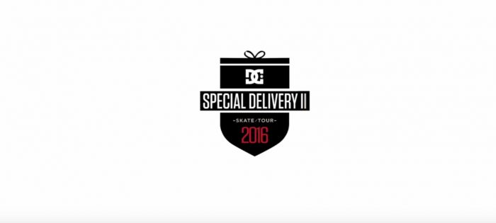 DC Shoes Europe – Special Delivery Tour 2016 – Scandinavia