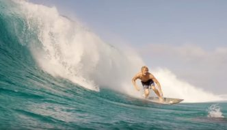 ​John John Florence & Kelly Slater Explore Remote Islands