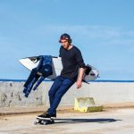 Quiksilver Skateboards – The LF ST
