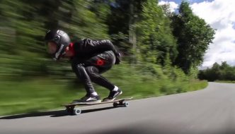 Patrick Lombardi – No Hands Run Lilyhammer 2016
