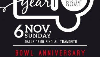 Adriatic Bowl One Year Anniversary
