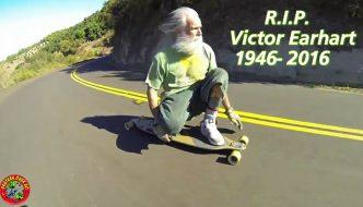 RIP Victor Earhart