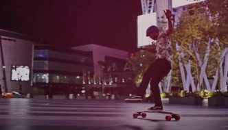 Loaded Boards | City Lights with Ethan Cochard