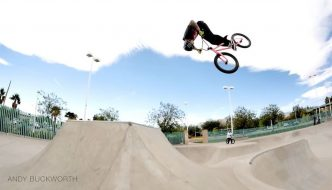 Monster Energy: BMX High Rolling To Vegas