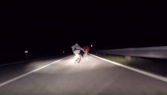 Night Skate Italy